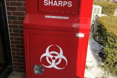 Sterilis Sharps System Plymouth 2